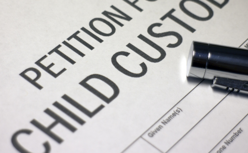 Modifying Custody Agreement